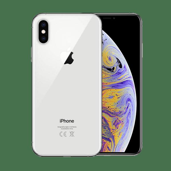 apple iphone xs white