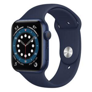iwatch s6 gps blue
