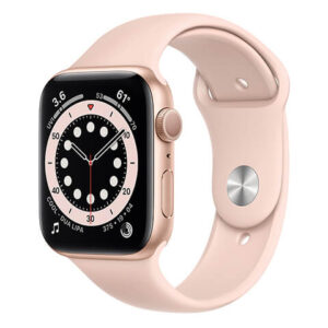 iwatch s6 gps gold