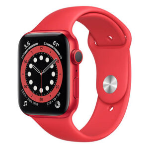 iwatch s6 gps red